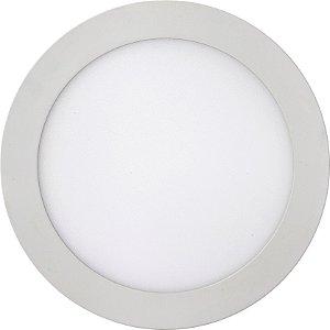 Luminária LED SOB RED SLIM 18W 17,2CM 6K  REF:10407