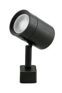 Spot Voll 4W - Preto REF: SD1800PTO/30