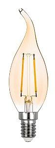 Vela Chama Filamento Vintage 2w 2400k 127v REF: STH6331/24