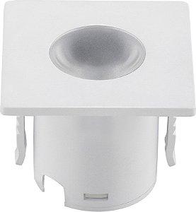 Mini Embutido para Móveis - Branco 1,2w 3000k Biv REF: STH6900/30