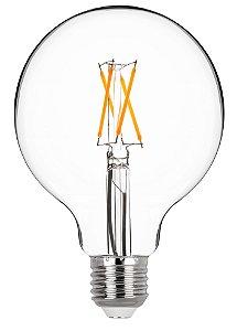 G95 Balloon Filamento Vidro Translúcido 4w 2700k Biv REF: STH7211/27