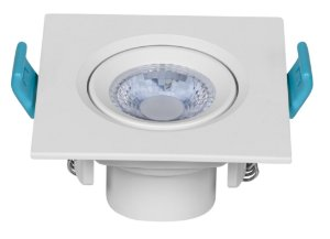 Embutido LED Easy MR11 Direcionável 3w 3000k Biv REF: STH7910/30