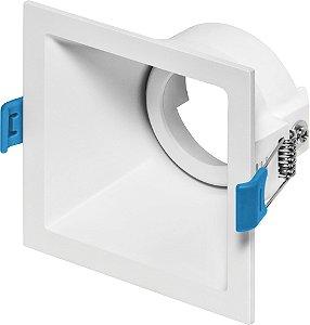 Embutido Direcionável Square MR16 Biv REF: STH8915BR