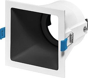 Embutido Direcionável Square Ghost PAR20 Biv REF: STH8950BR/PTO