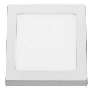Painel Sobrepor LED Quadrado 12w 6500k Biv REF: STH8962Q/65