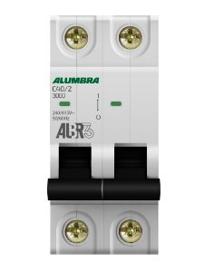DISJUNTOR BIPOLAR ALBR3 C40/2 REF: 39346