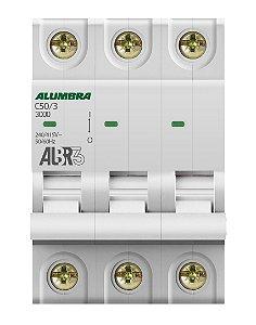 DISJUNTOR TRIPOLAR ALBR3 C50/3 REF: 39447