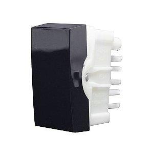 Interruptor, SIMPLES 10A-250V INOVA PRÓ CLASS BLACK PIANO REF: 85500