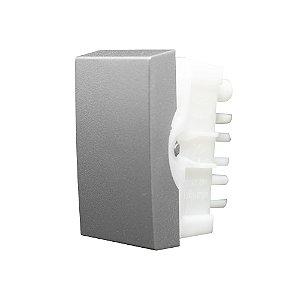 Interruptor, SIMPLES 10A-250V INOVA PRÓ CLASS TITANIUM REF: 85550