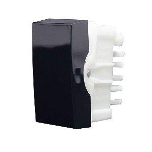 Interruptor,PARALELO 10A-250V INOVA PRÓ CLASS BLACK PIANO REF: 85501