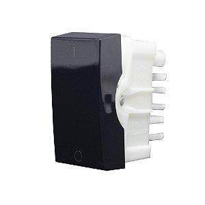 Interruptor  BIPOLAR 25A 250V~ INOVA PRÓ CLASS BLACK PIA REF: 85507