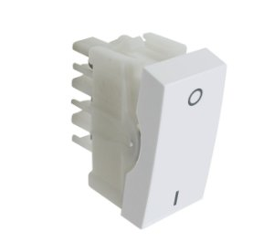 Interruptor BIPOLAR PARAL 10A-250V BR SIENA REF: 6057