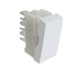 Interruptor SIMPLES 10A-250V BR SIENA REF: 6011