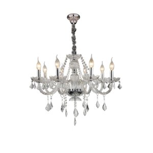 LUSTRE MARIA THERESA CLEAR SL-9840/H8CR