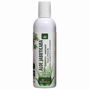 Shampoo Sabonete Aloe Jabuticaba Livealoe 240ml