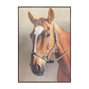 Quadro em Canvas - Cavalo