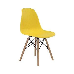 Cadeira Eames Eiffel Amarelo