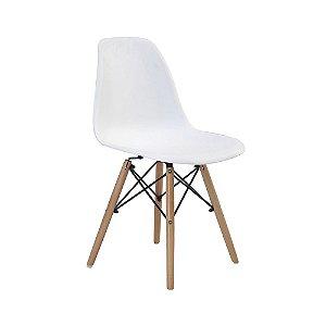 Cadeira Eames Eiffel Branco