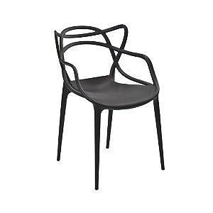 Cadeira Allegra Preto