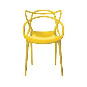 Cadeira Allegra Amarelo