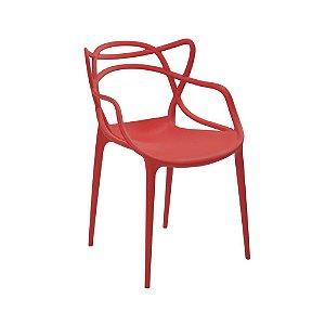 Cadeira Allegra Vermelho
