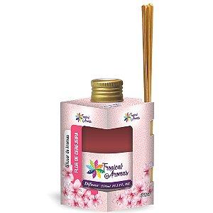 Difusor De Ambientes Tropical Aromas 250ml Flor De Cerejeira