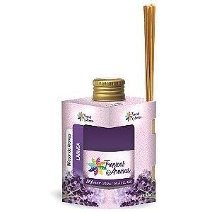 Difusor De Ambientes Tropical Aromas 250ml Lavanda