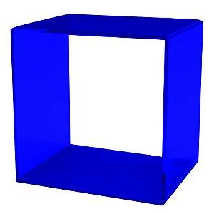 Cubo Multiuso Acrílico - Escolha a Cor e Tamanho