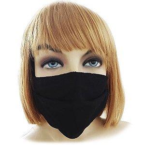Mascara Proteção de Tecido Lavável - Escolha a Cor