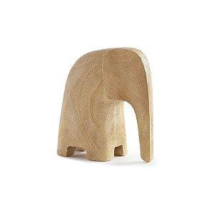 12788 - Escultura Elefante em Poliresina