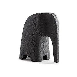12789 - Escultura Elefante em Poliresina