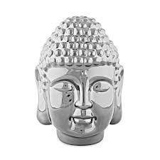 12997 - Escultura Buda em Cerâmica