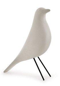 13046 - Pássaro em Cimento