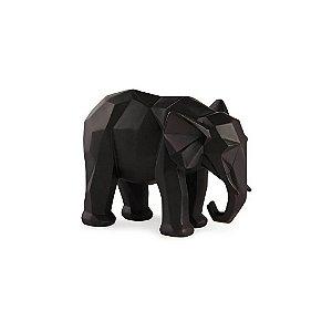 13262 - Elefante em Poliresina