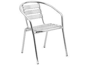 Cadeira para Área Externa de Alumínio - Alegro A100
