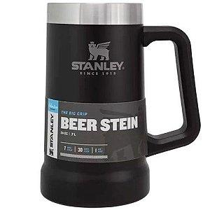 Caneca Térmica Para Cerveja 709ml Black Matte Stanley