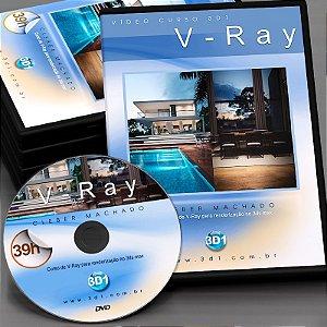 Vídeo Curso V-Ray