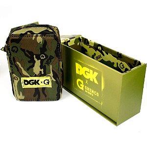 Kit DGK - Bolsa + Caixa