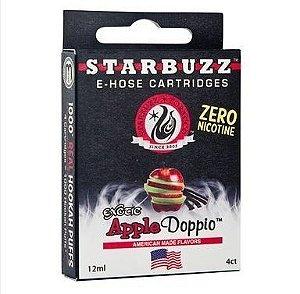 Refil Starbuzz | Caixinha  Apple doppio