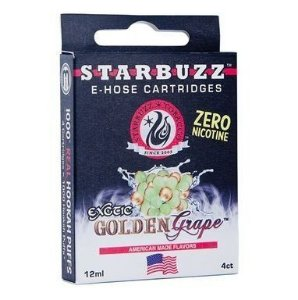 Refil  Starbuzz | Caixinha Golden Grape