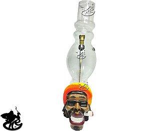 Bong Rastafari Transparente