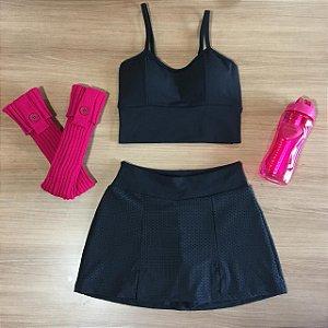 Fitness - Shorts Saia 607 Fenda