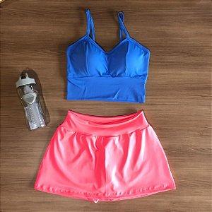 Fitness - Shorts Saia 618 Básico