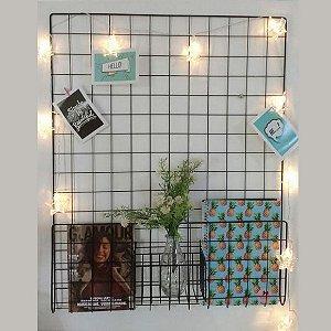 Memory board com Dobra Porta Objetos