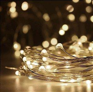 Luminária cordão fio de led