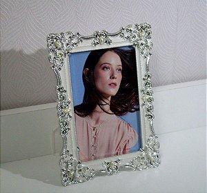 Porta retrato glamour prata