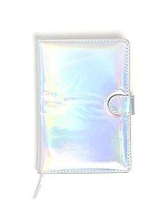 Caderno de Anotações Holográfico