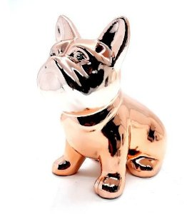 Bulldog decorativo