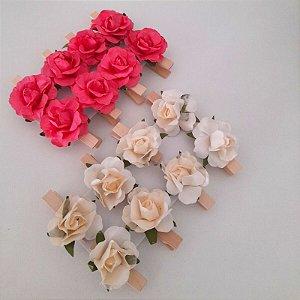 Mini pregadores flower