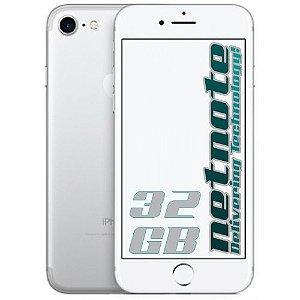 iPhone 7 32GB Prateado - Garantia Apple